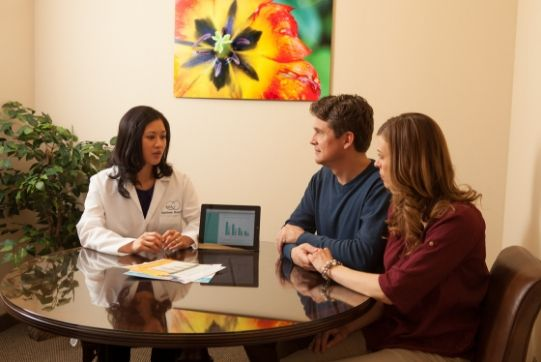 Meet with Our Genetic Counselors
